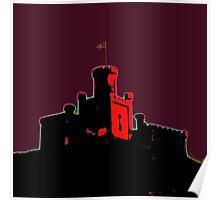 Tiny Castle Poster