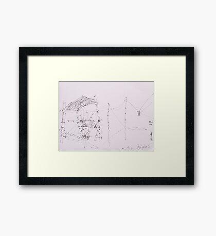 Hoi An I Framed Print