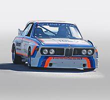 1974 BMW 3.5 L by DaveKoontz