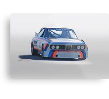 1974 BMW 3.5 L Metal Print