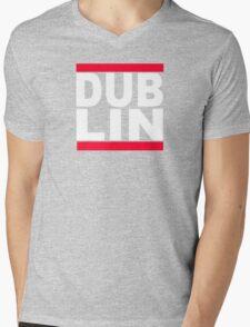 Dublin Mens V-Neck T-Shirt