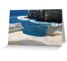 Kamay Botany Bay National Park Greeting Card