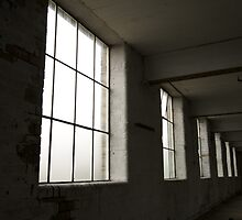 OLD WOOL MILL COLLECTION - WINDOWS by mrsvjones