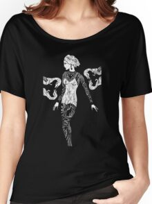 Disguise T-Shirt by Allie Hartley  Women's Relaxed Fit T-Shirt
