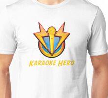 Karaoke Heroes Dark T-shirt Front Unisex T-Shirt