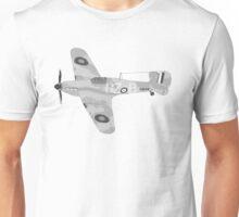 Hawker Hurricane July 1940 Unisex T-Shirt