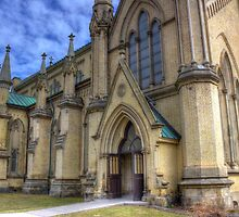St. James Cathedral 4 by John Velocci