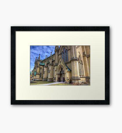 St. James Cathedral 4 Framed Print