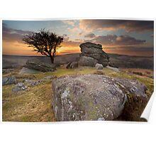 Emsworthy Sunset Poster