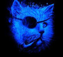 Irie Eye Blue by nicebleed