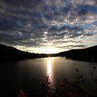 Lake View by Norbert Karpen
