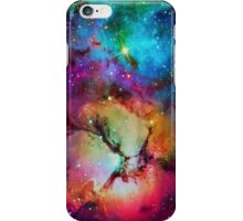 Rainbow Nebula iPhone Case/Skin