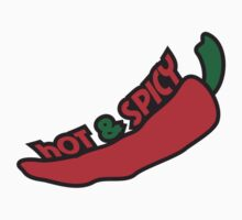 Hot And Spicy by Style-O-Mat