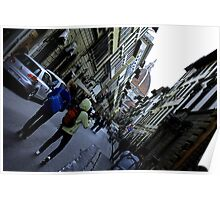 Photography in Florence, Italy Poster