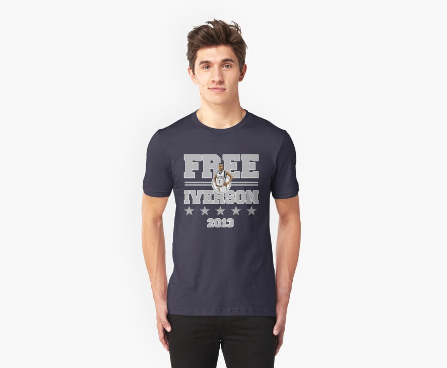 #Free Iverson (G'Town) by mdoydora