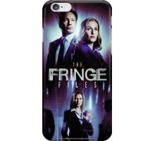 The Fringe Files iPhone Case/Skin