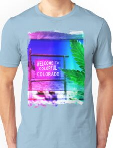 #Happy420  Now serving High Altitude Snacks Unisex T-Shirt