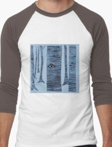 Birch Eye Men's Baseball ¾ T-Shirt