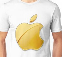 Gold Apple Unisex T-Shirt