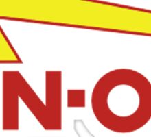 IN N OUT BURGER LOGO Sticker