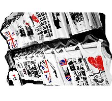 LONDON, T-SHIRT by daniele-scarso