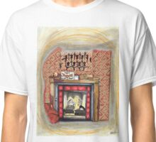 Sherlock's Fire Place Classic T-Shirt
