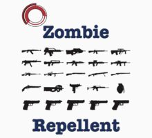Zombie Repellent /w Logo by ShelfDome