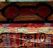 Antique Book by WildestArt