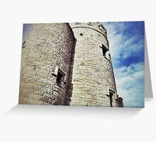 O'Briens Tower Close - Up Greeting Card
