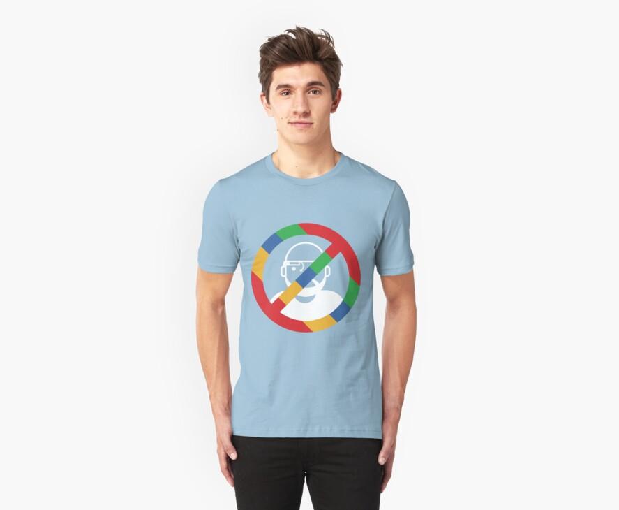 Stop the cyborgs logo (white) by stopthecyborgs