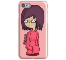 Nerd Girl iPhone Case/Skin
