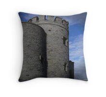O'Briens Tower Throw Pillow