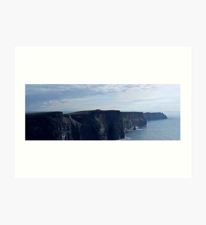 Cliffs of Moher Landscape Art Print