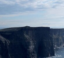 Cliffs of Moher Landscape by CHINOIMAGES
