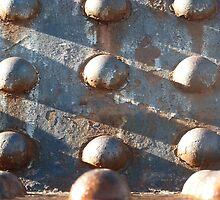 Detail rivets  by ZASPHOTOS