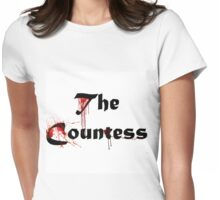 The Countess - American Horror Story Womens Fitted T-Shirt