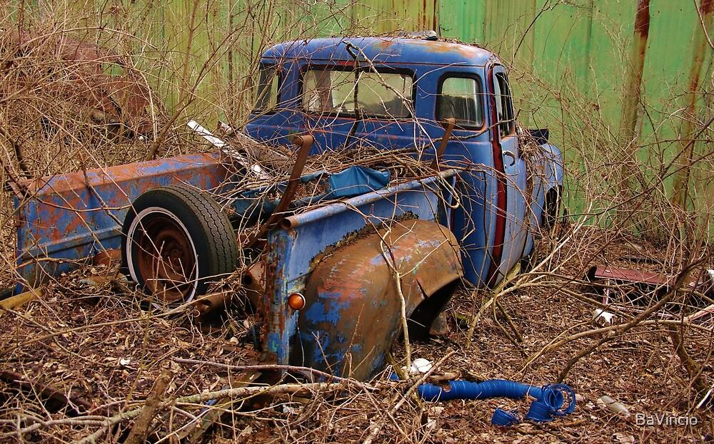 My Old Pickup by BaVincio