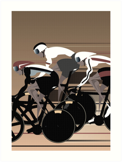 Velodrome by Andy Scullion