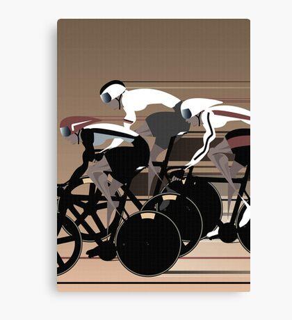 Velodrome Canvas Print