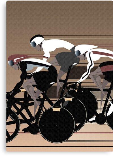 Velodrome by Andy Scullion
