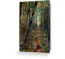 A Path For The Soul Greeting Card