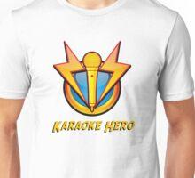 Karaoke Heroes Light T-shirt Front Unisex T-Shirt