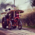 Steam Engine by Astrid Ewing Photography
