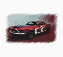FORD MUSTANG BOSS 302 by BIG-DAVE