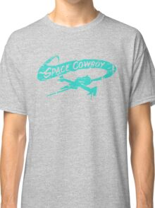 Space Cowboy - Distressed Green Classic T-Shirt