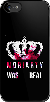 Moriarty Was Real by sophiestormborn