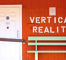 vertical reality by Bruce Miller
