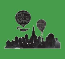 city of balloons  Baby Tee