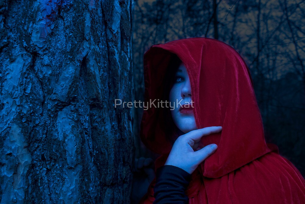 Red Riding Hood #4 by PrettyKittyKat