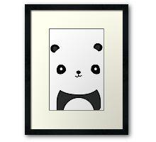 For Panda Lovers Framed Print